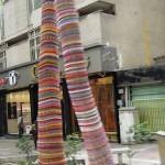 خلاقیت در تزیینات شهری