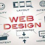 مطالبی در مورد  گرافیک و هنر طراحی وب سايت