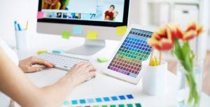 گرافیک در طراحی وب سایت