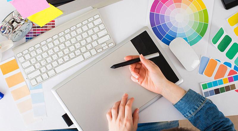 عبارت های کلیدی طراحی گرافیک