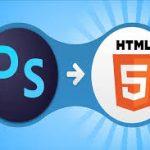 تبدیل PSD به  HTML در طراحی سایت