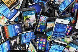 تصاویر پی اس دی طراحی سایت موبایل
