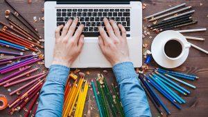تفاوت  های گرافیست  و  طراح سایت