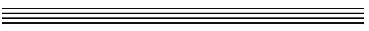 خط افقی
