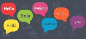 اصول طراحی وب سایت های چند زبانه