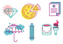 مفهوم لوگو، برند، آرم و علامت تجاری