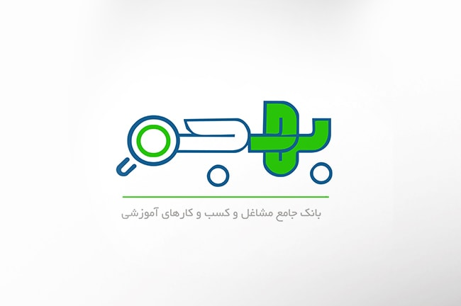 طراحی لوگو بهجو