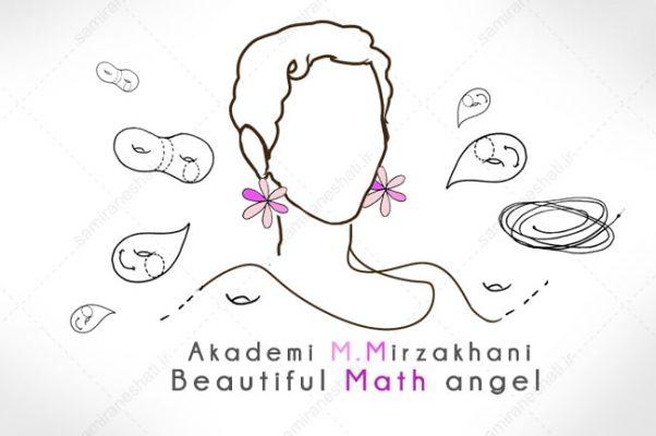 طراحی لوگوی مریم میرزاخانی