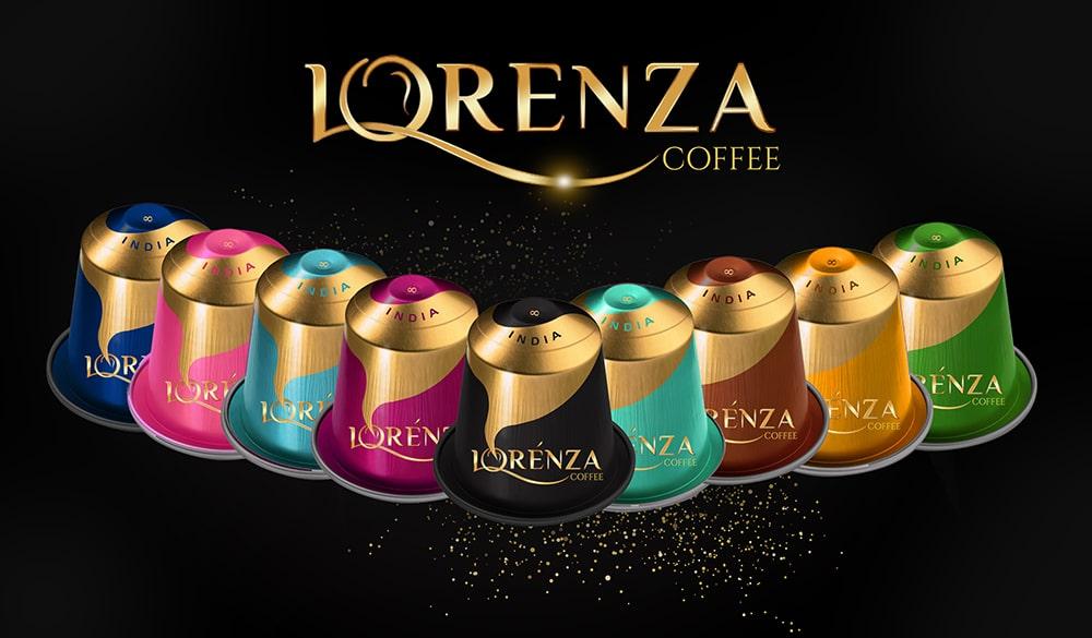 طراحی کپسول قهوه